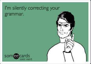 correct sentence structure
